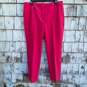Adrianna Papell Stretch Kate Fit Pants
